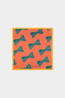 BOBO CHOSES(ボボショーズ)All Over Bow Square Scarf