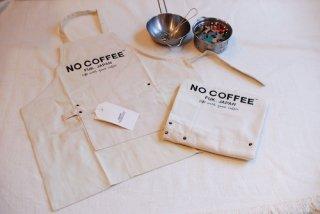 Smoothy×NO COFFEE(スムージー×ノーコーヒー)エプロン