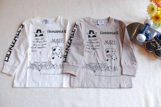 MarkGonzales(マークゴンザレス)Mix Print L/S.Tee