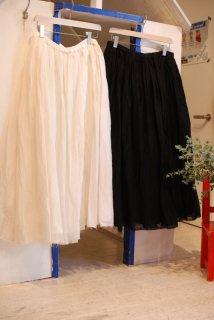 Gauze#(ガーゼ)レイヤードスカート
