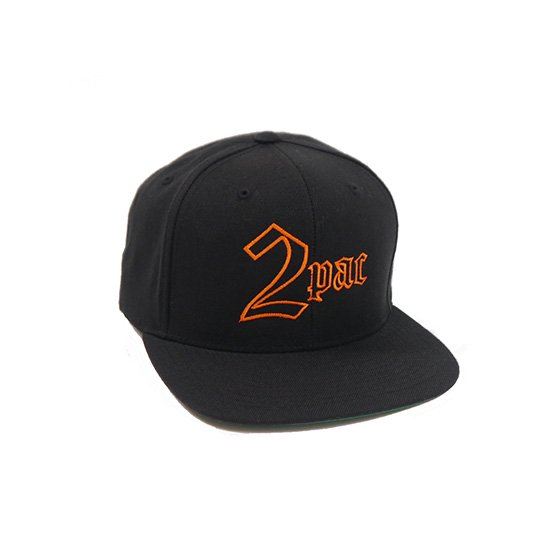 2PAC SNAPBACK (OUTLINE)
