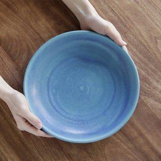 海の皿 (8寸皿)