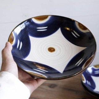 伝統星 7寸皿