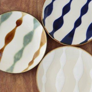 blue wave 5寸皿