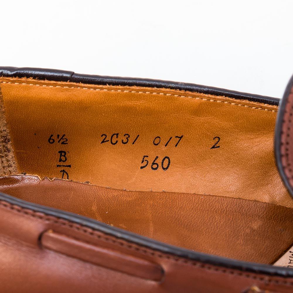 オールデン タッセルローファー 560  サイズ6.5D