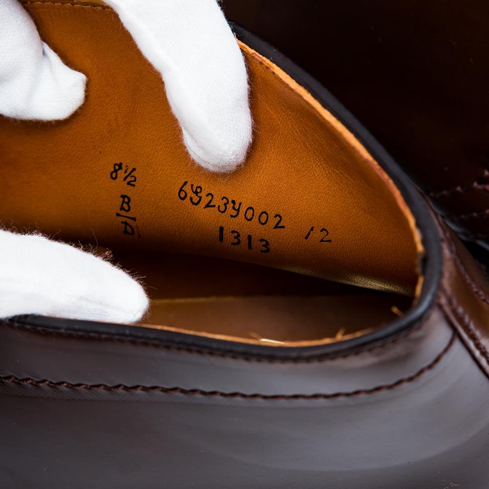 オールデン 1313 チャッカー シガーコードバン サイズ8.5D