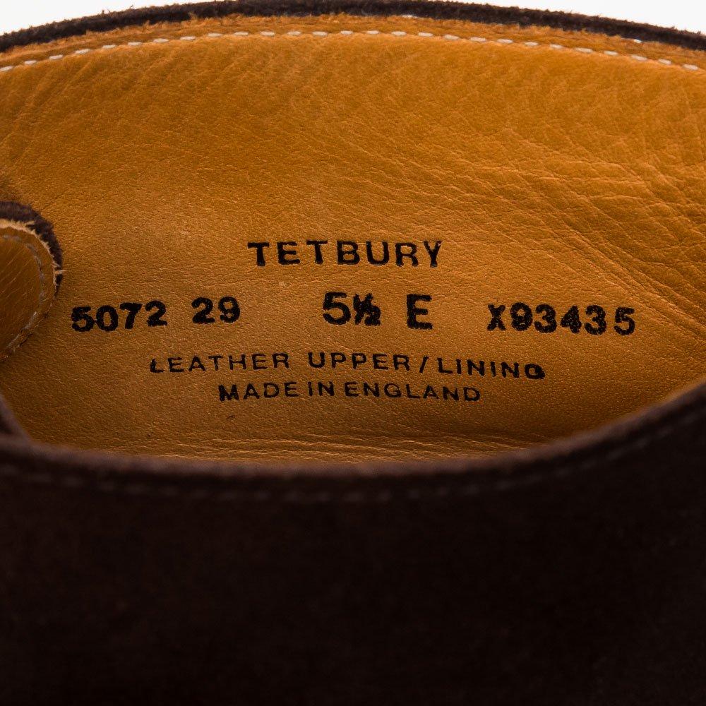 クロケット&ジョーンズ TETBURY (テットベリー) チャッカブーツ BEAMS F別注 サイズ5.5E