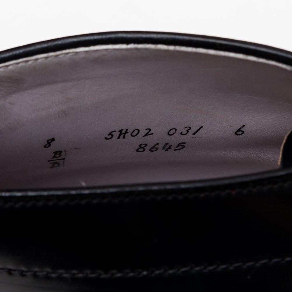 オールデン 8645 6ホールチャッカブーツ コードバン モディファイドラスト サイズ8D