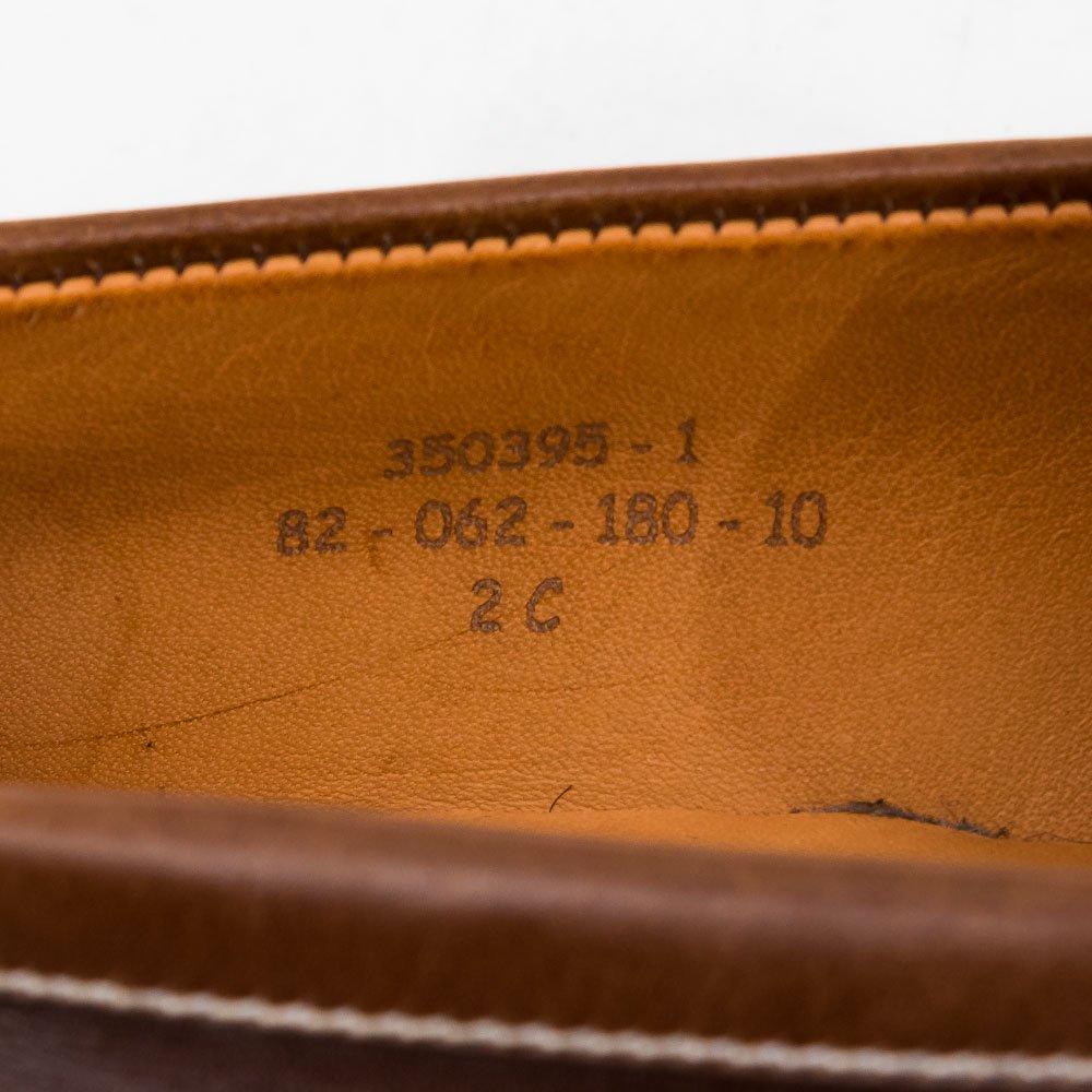 ジェイエムウエストン 180 シグニチャーローファー コンビ 純正ツリー付き サイズ2C レディース