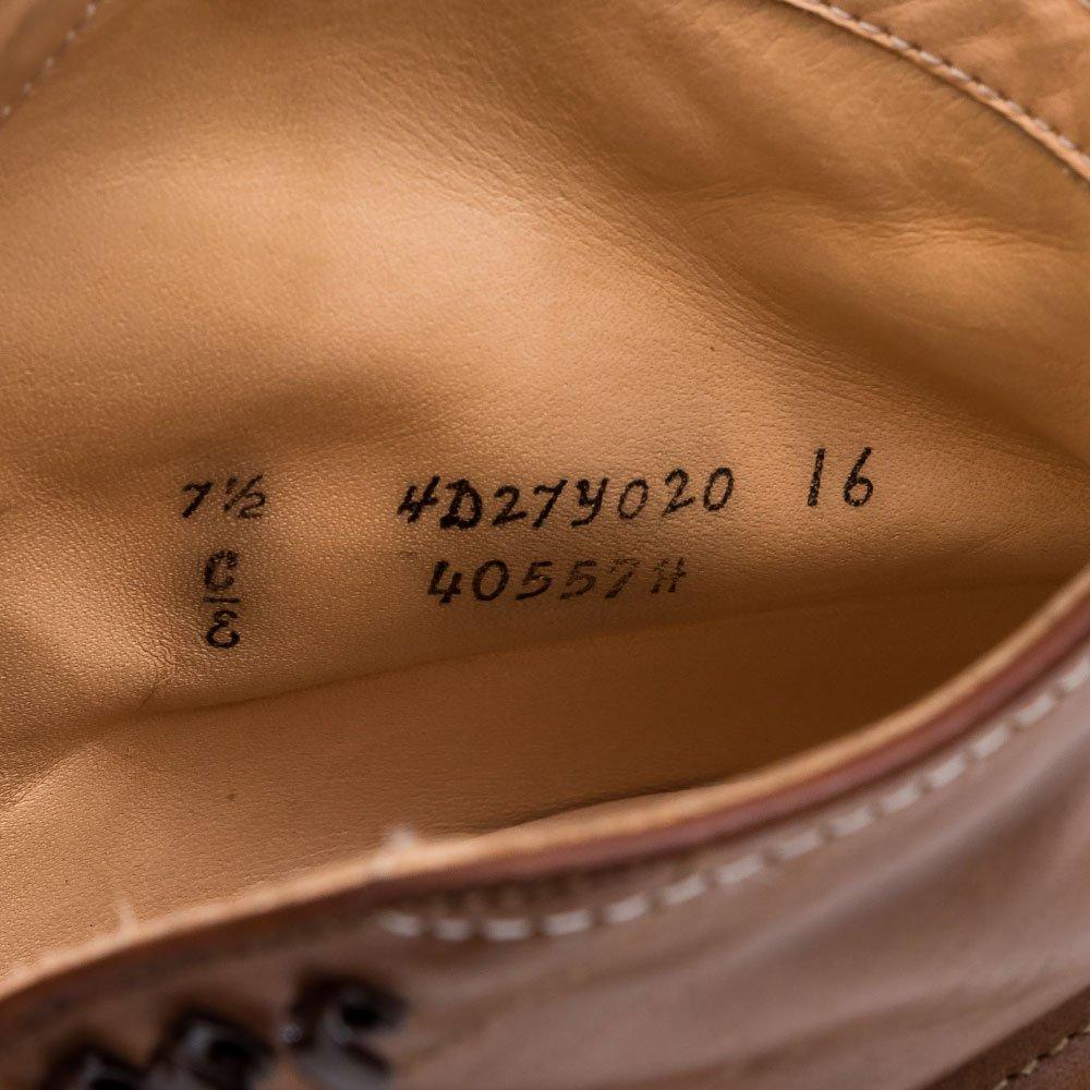 オールデン 40557H インディーブーツ クロムエクセル サイズ7.5E