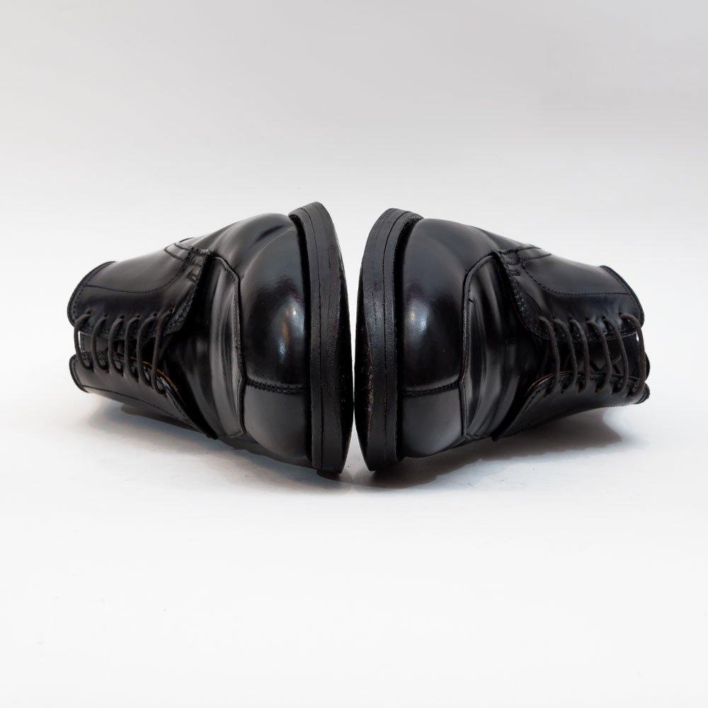 オールデン 54331 Vチップ コードバン モディファイドラスト ブラック サイズ7D
