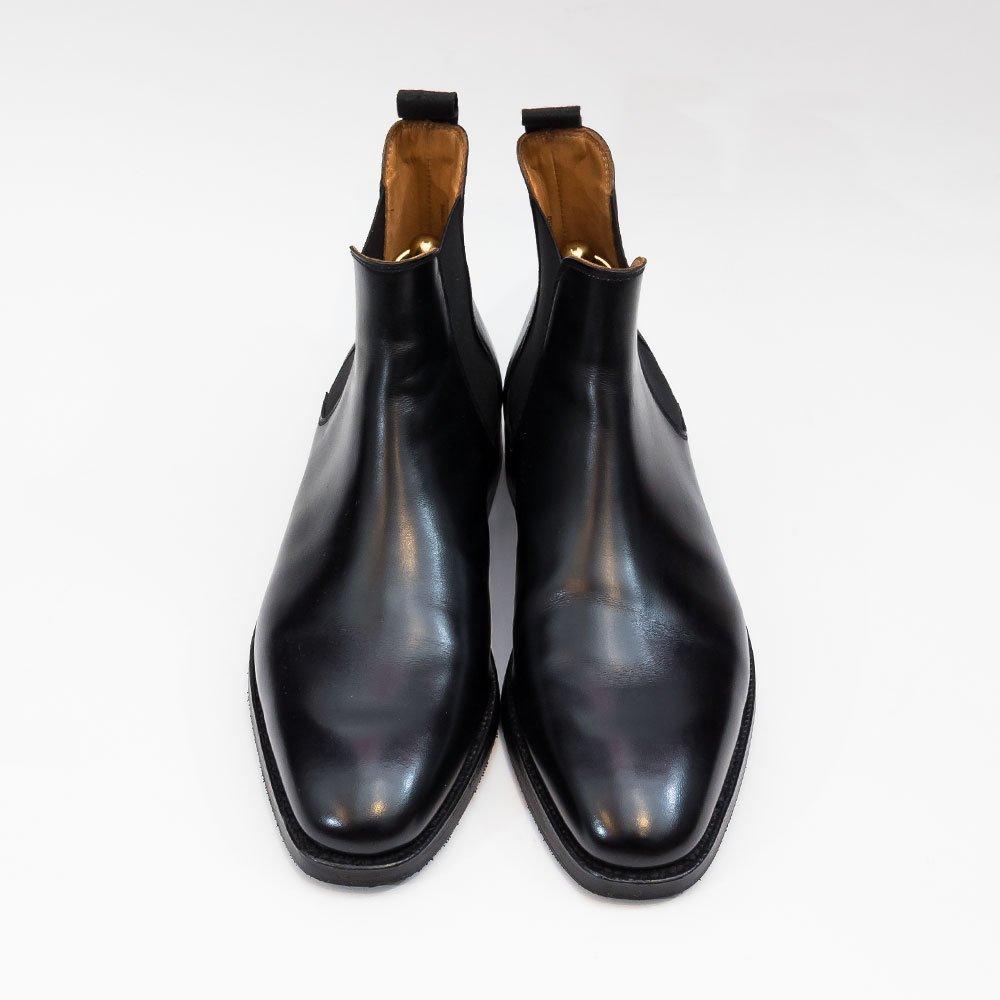 クロケット&ジョーンズ CHELSEA 【チェルシー】 ブーツ サイドゴアブーツ ブラック 238ラスト サイズ6E