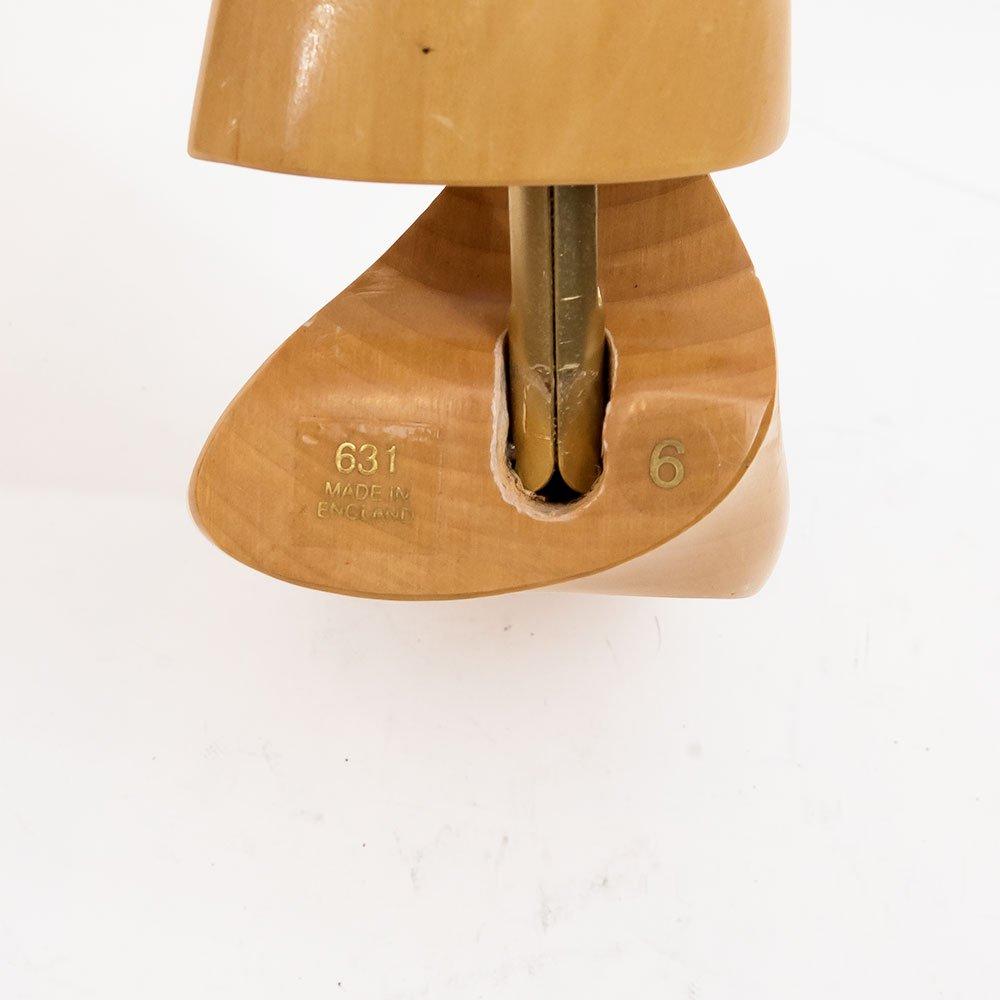 クロケット&ジョーンズ 631 純正シューツリー ダスコ製造 サイズ6