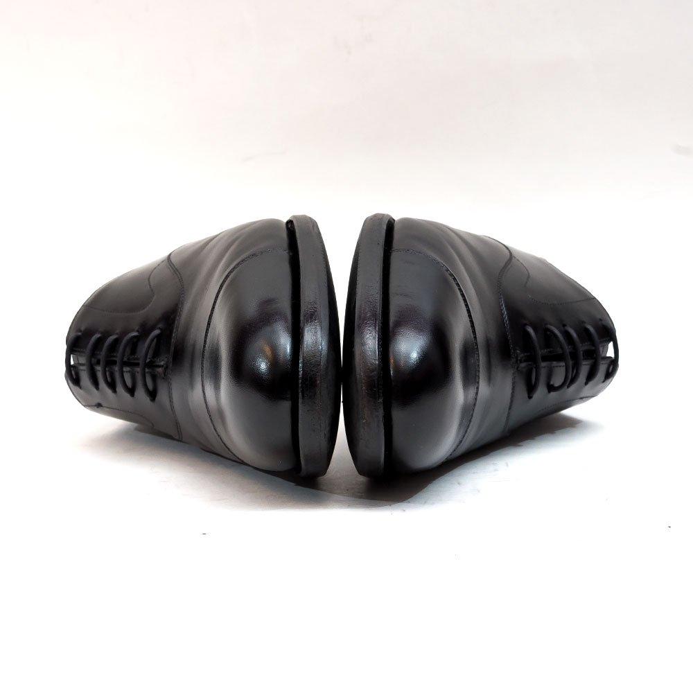 エドワードグリーン CHELSEA【チェルシー】内羽根ストレートチップ ブラック 202 サイズ7E