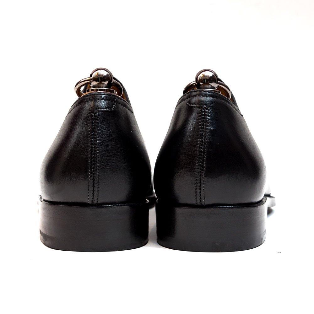 ベルルッティ アレッサンドロ ホールカット ブラック クラブコレクション 廃盤 サイズ7.5