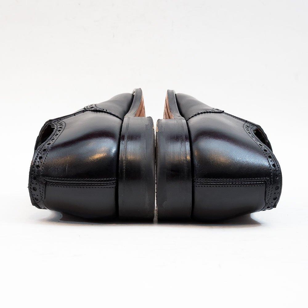 ジョセフ チーニー CROMWELL【クロムウェル】サイドエラスティック ブラック スリッポン  サイズ7F