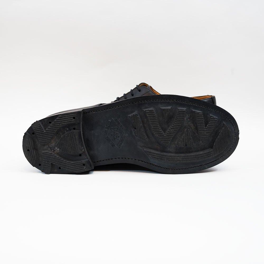 ジェイエムウエストン GOLF【ゴルフ】Uチップ  ブラック ボックスカーフ サイズ6.5E