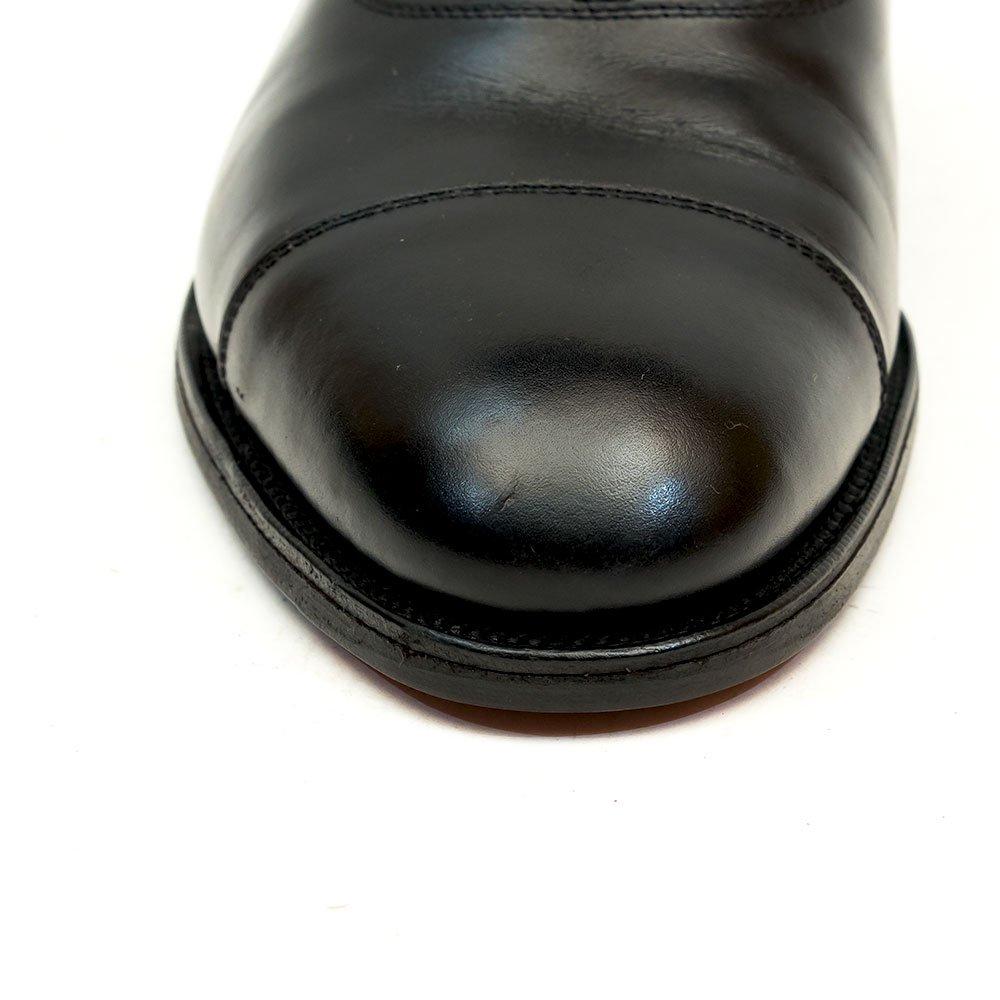 エドワードグリーン CHELSEA【チェルシー】内羽根ストレートチップ ブラック 202ラスト サイズ7E
