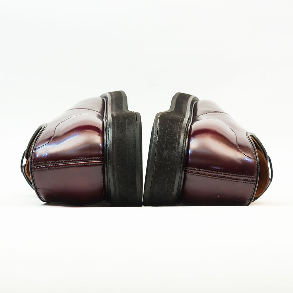 チャーチ LEYTON5【レイトン】プレーントゥ バーガンディ ロイスカーフ サイズ75F