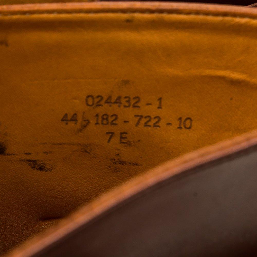 ジェイエムウエストン 722 ジョッパーブーツ サイズ7E