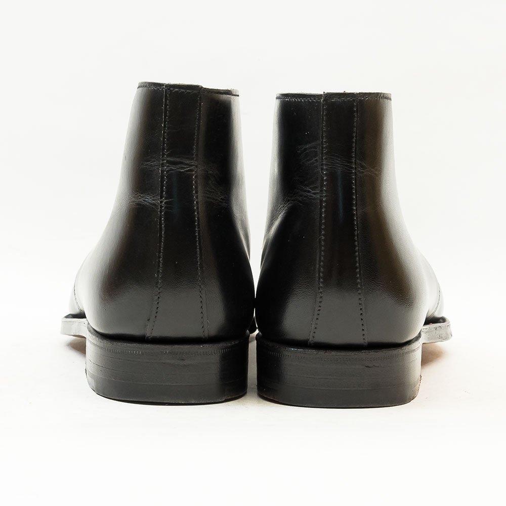 クロケット&ジョーンズ WOBURN(ウーバン)チャッカブーツ ブラック サイズ5E