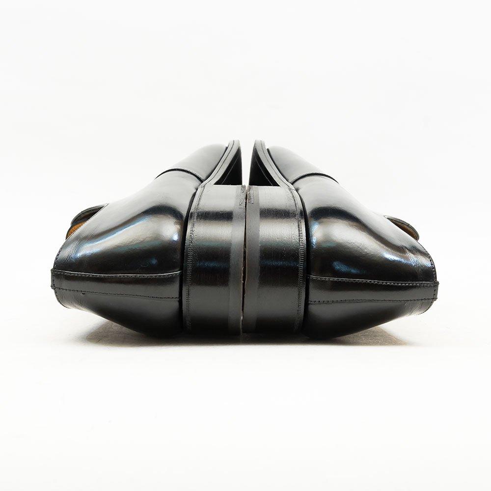 ジェイエムウエストン 300 内羽根ストレートチップ ブラック サイズ8E