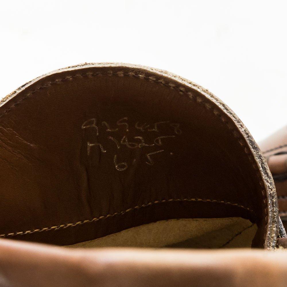 トリッカーズ M7825 コインローファー ブラウン  コーヒーバーニッシュ サイズ6Fitting5