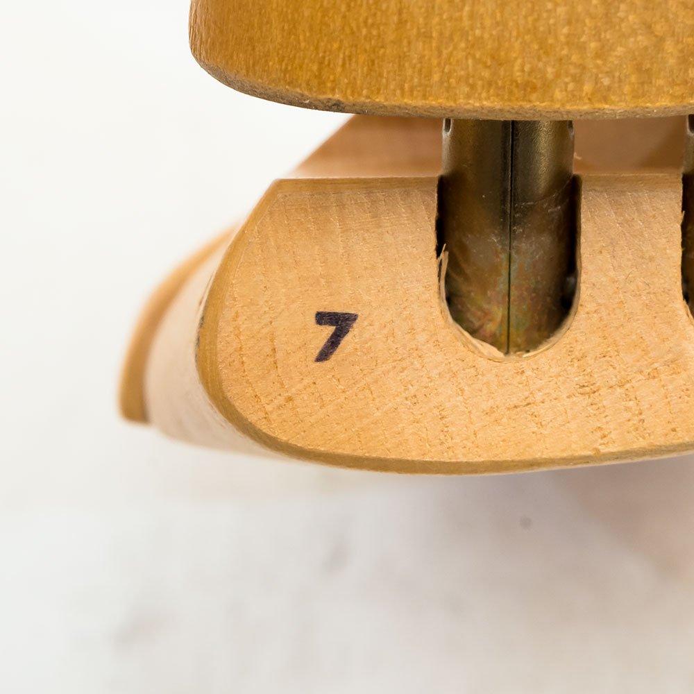 ジェイエムウエストン 041L 純正シューツリー サイズ7