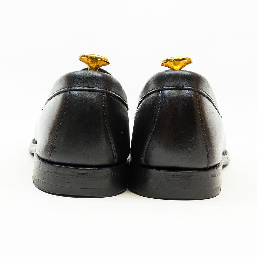 オールデン 716 コインローファー ブラック サイズ7D