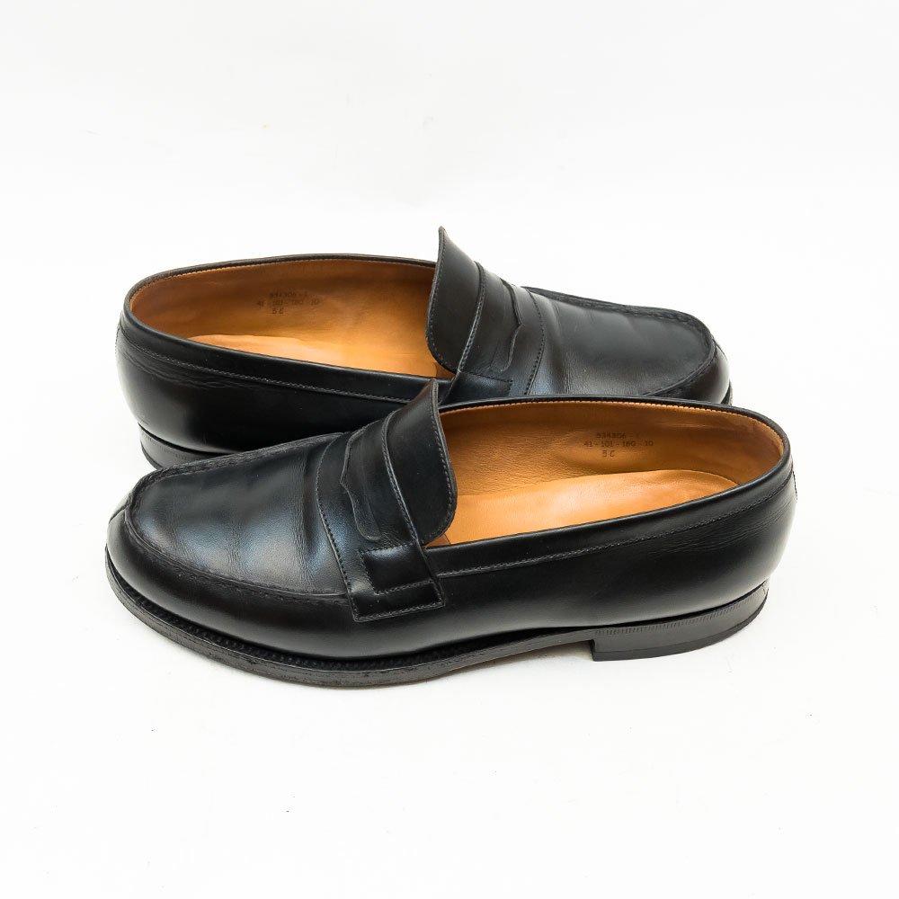 ジェイエムウエストン 180 ローファー ブラック サイズ5C