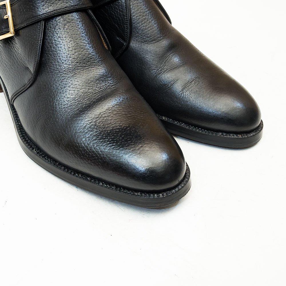 ボノーラ シングルモンク モンクストラップ ブーツ サイズ6.5