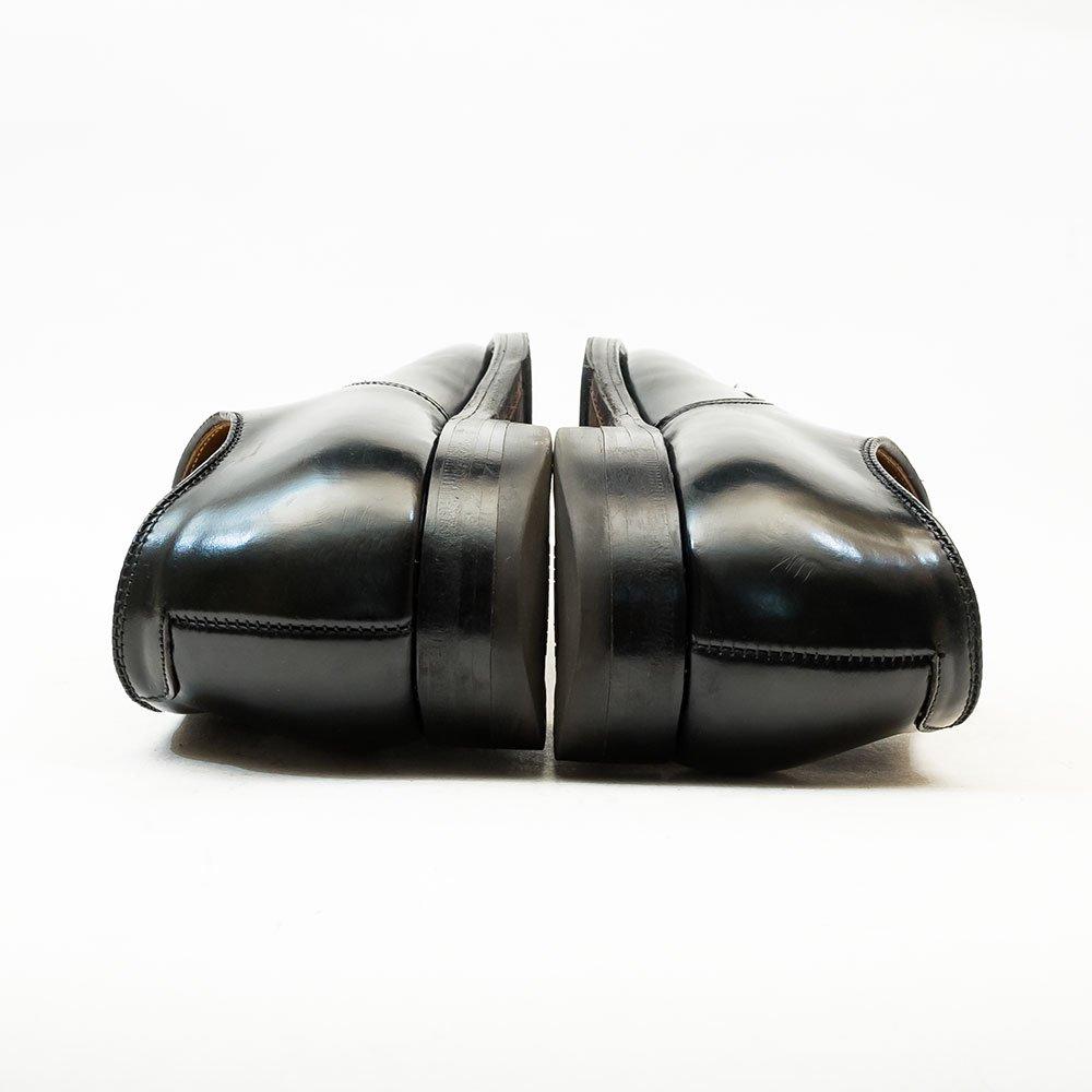 オールデン 5367 外羽根プレーントゥ コードバン ブラック ミリタリーラスト サイズ6.5D