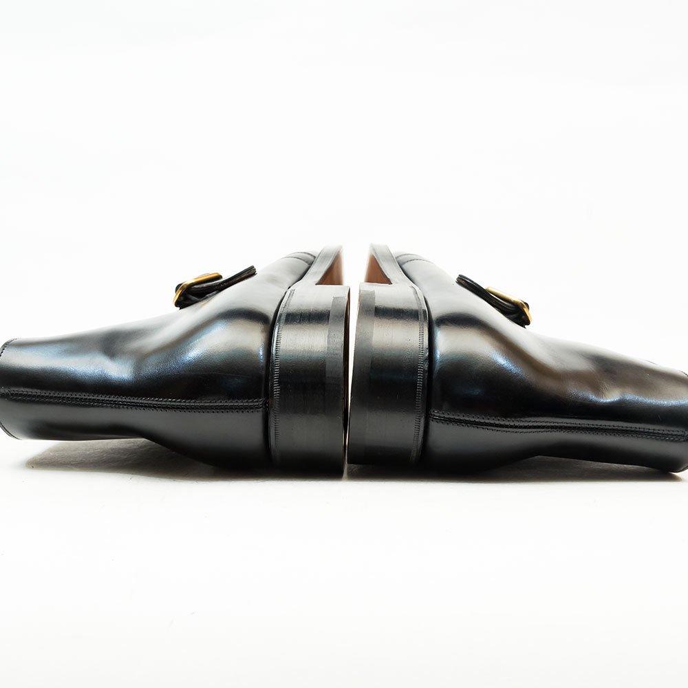 ジョンロブ VARESE(バレーゼ)モンクストラップ チャッカーブーツ デットストック 茶箱時代 サイズ9E