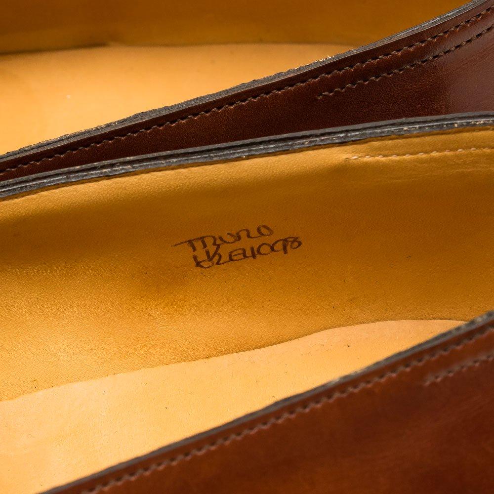 ジョンロブ Truro(トゥルーロ) ミスティーカーフ ブラッケン 黄箱時代  サイズ6.5E