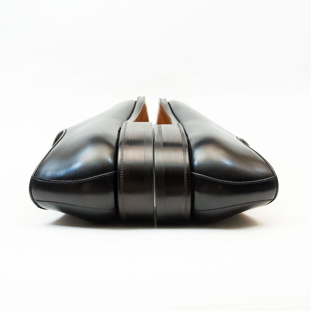 ヤンコ 14820 ホールカット ブラック サイズ8