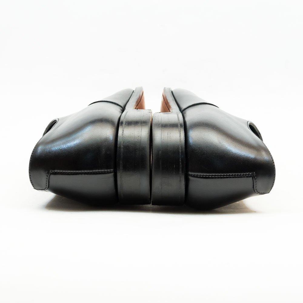 クロケット&ジョーンズ KENT(ケント)ストレートチップ ブラック サイズ8E