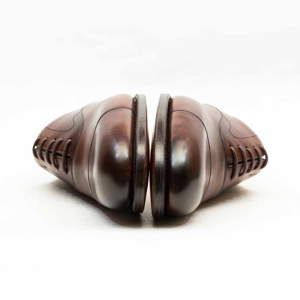 エドワードグリーン CHELSEA(チェルシー)ストレートチップ ダークオーク サイズ5.5E