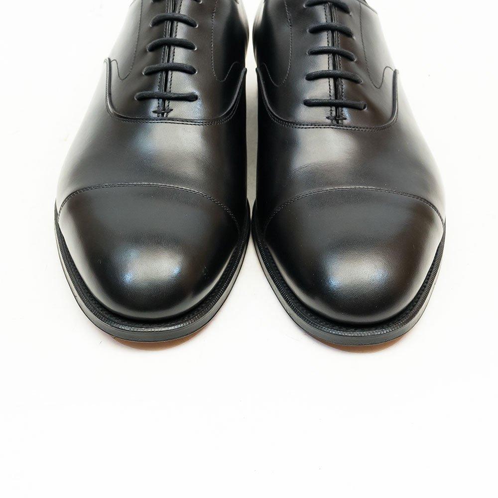 エドワードグリーン CHELSEA(チェルシー)ストレートチップ ブラック サイズ8E