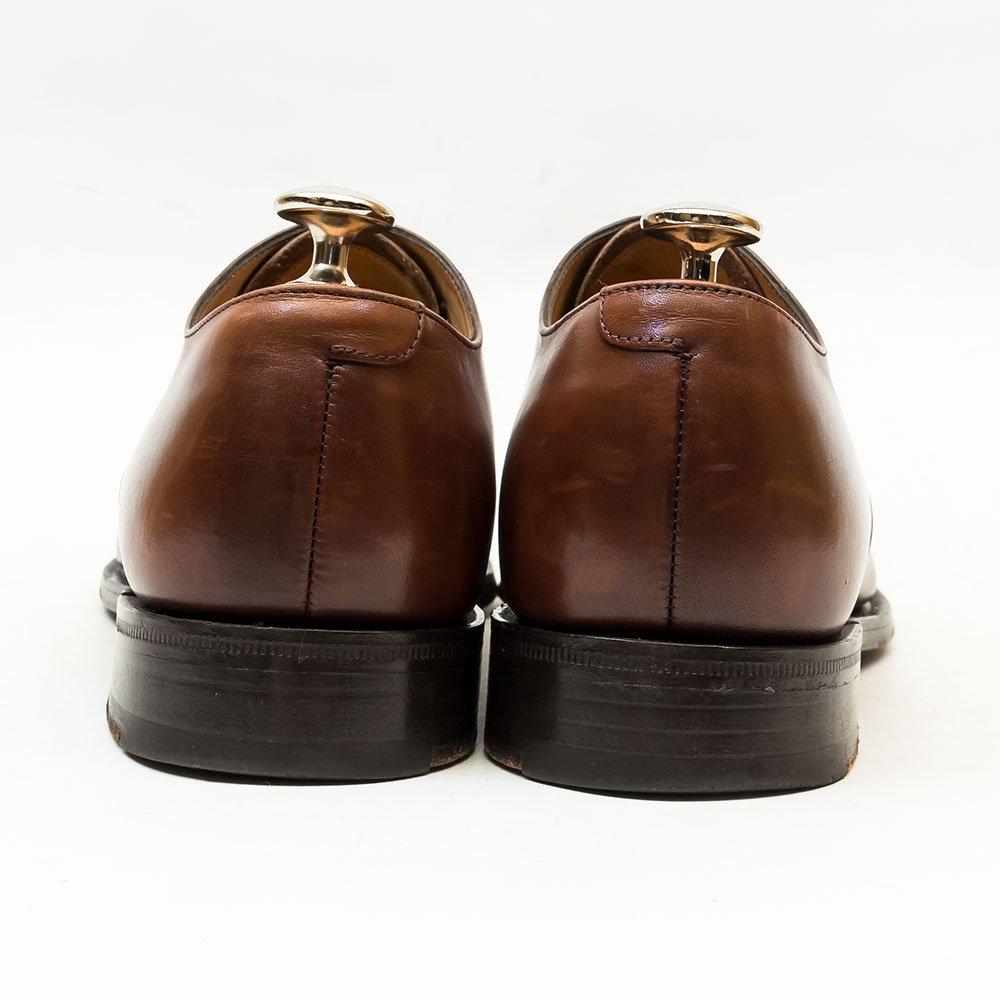 チャーチ HENRY(ヘンリー)ストレートチップ ブラウン ロイヤルコレクション サイズ55F