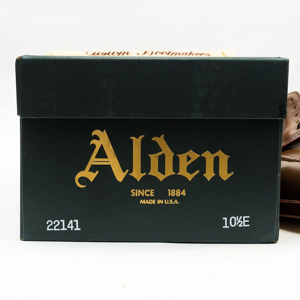 オールデン 22141 Uチップ NST ラベロコードバン サイズ10.5E