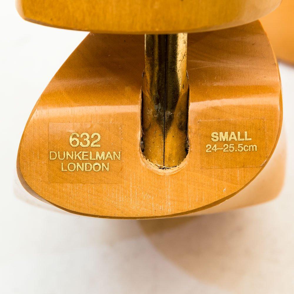 クロケット&ジョーンズ セミブローグ スエード ブラウン Paul Stuart別注 サイズ7E