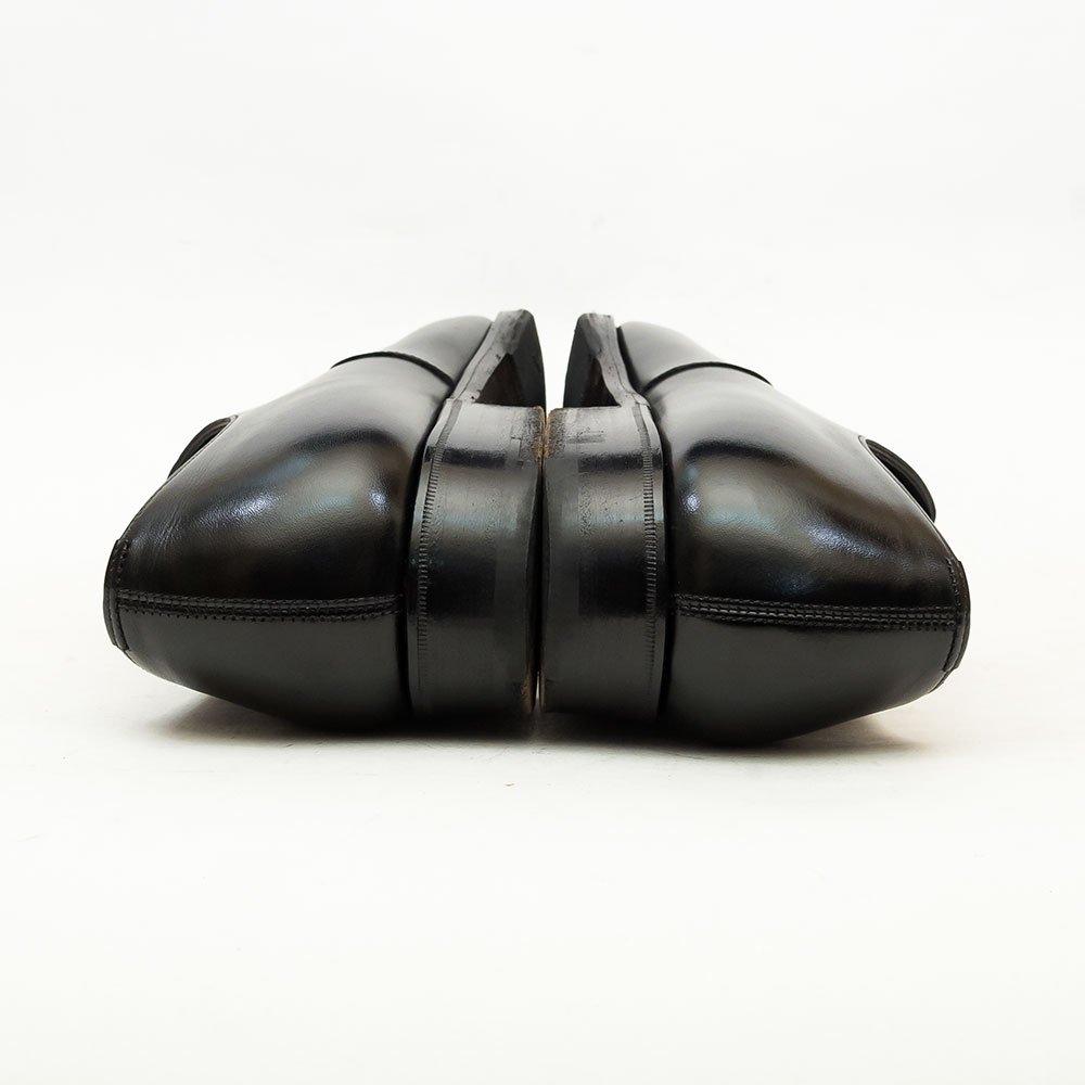 エドワードグリーン CHELSEA(チェルシー)内羽根ストレートチップ ブラック サイズ6D