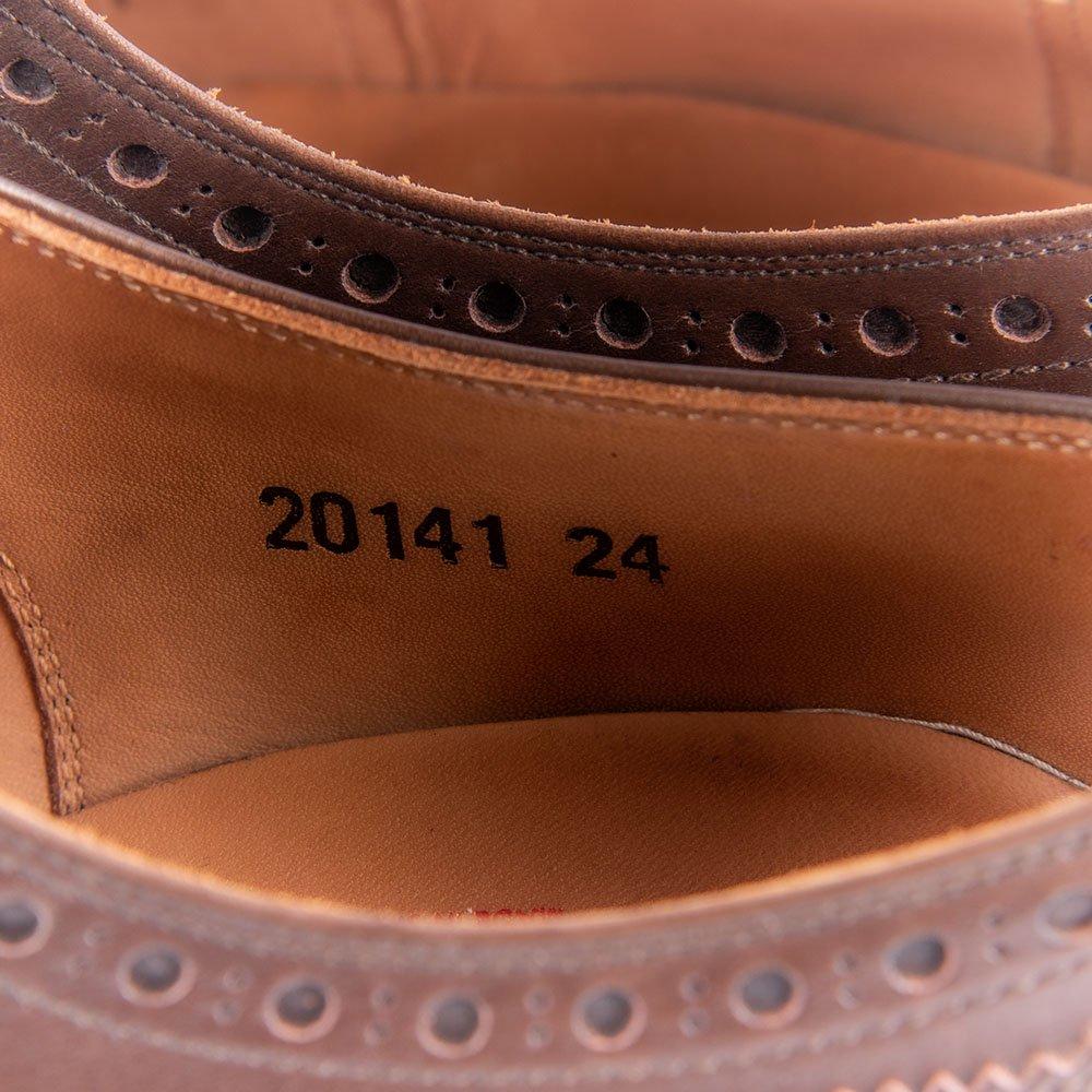 スコッチグレイン 20141 セミブローグ 50周年モデル サイズ24