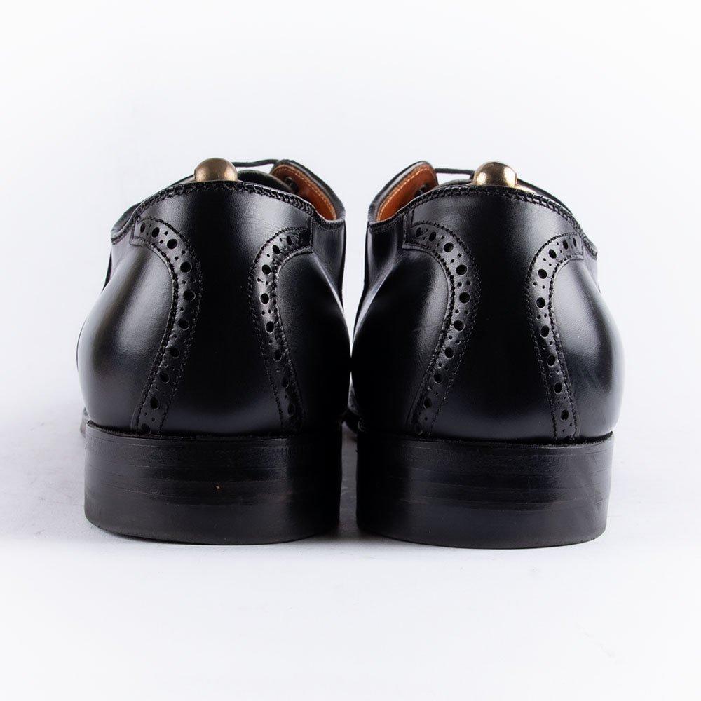 オールデン 59957 サドルシューズ ブラック International gallery BEAMS別注 サイズ9C