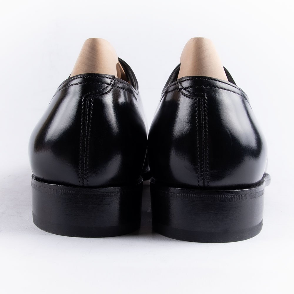 ジョンロブ MARLDON(マールドン)ホールカット ブラック プレステージ サイズ6.5E