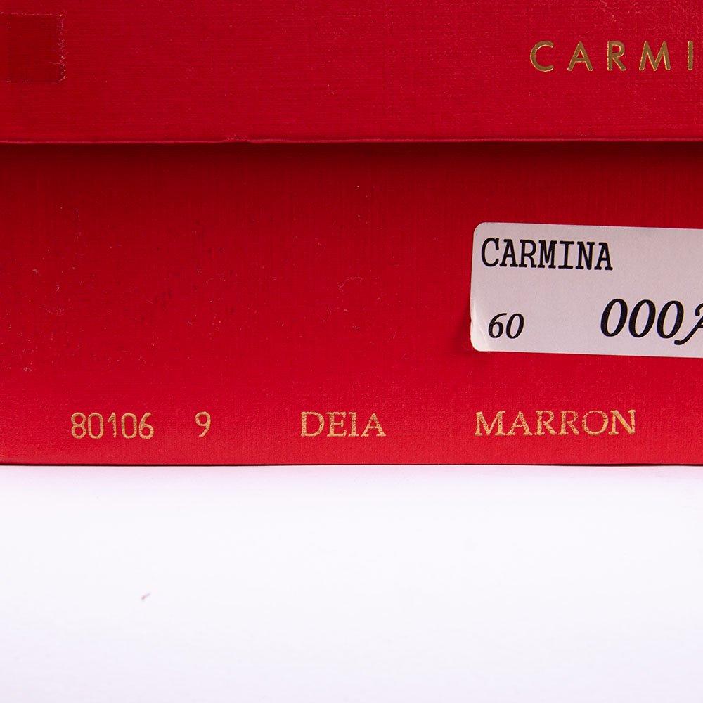 カルミナ 80106 ジョッパーブーツ ブラウン サイズ9