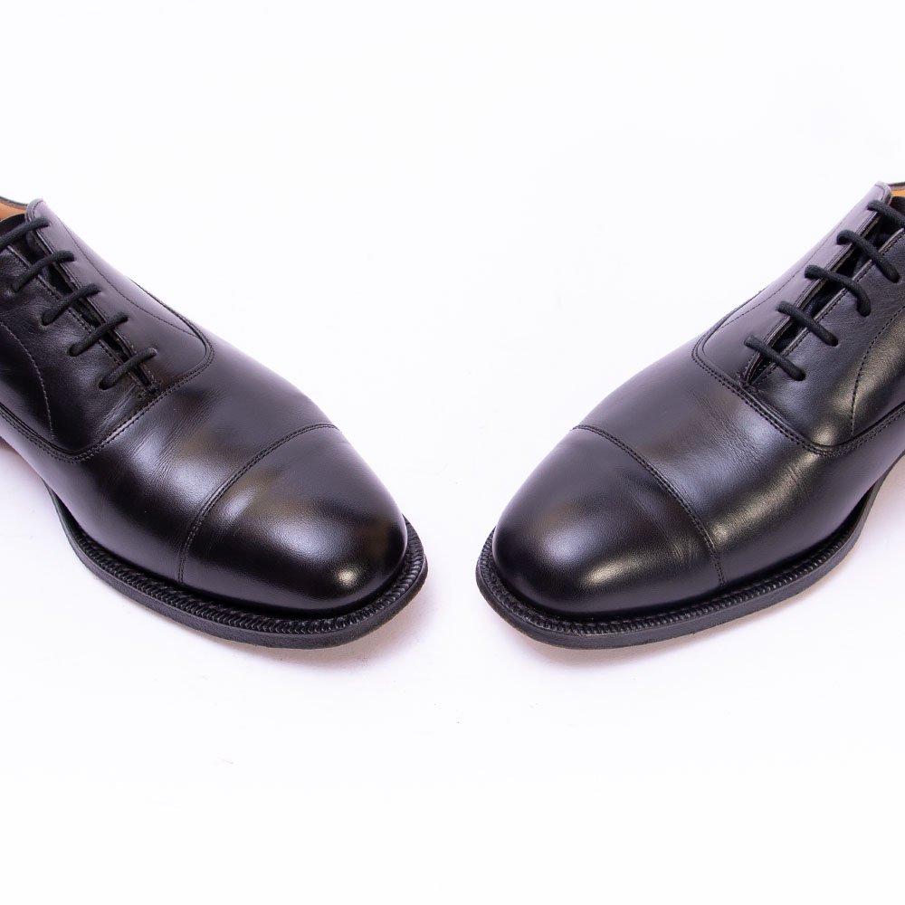 チャーチ CONSUL(コンサル)ストレートチップ ブラック サイズ55F