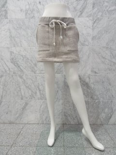 ■スウェットミニスカート