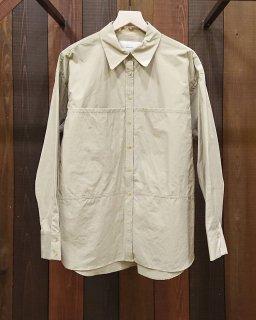 ■TODAYFUL-Taffeta Pocket Shirts