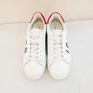 ■DSQUARED2-ICON NEW TENNIS SNEAKERS-43-M536